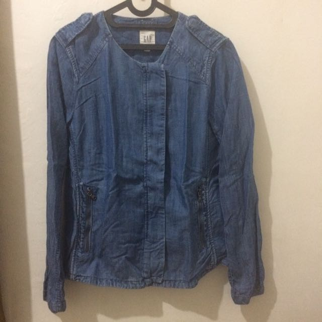GAP denim outer