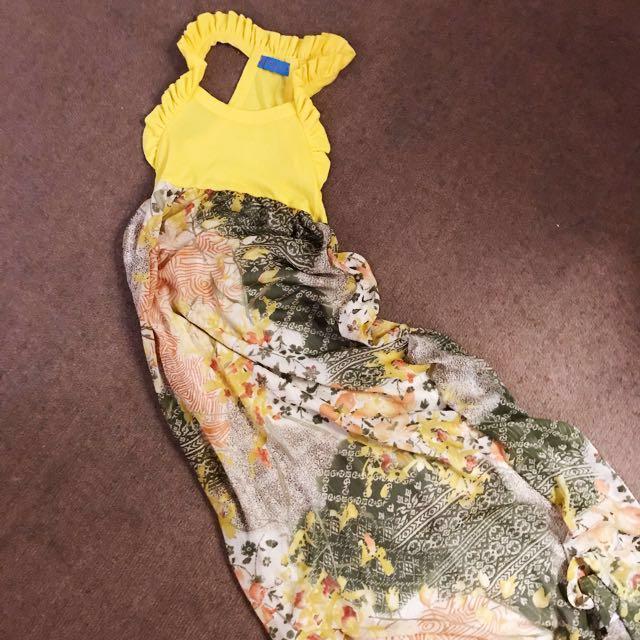 Genevieve Gozum Maxi Dress