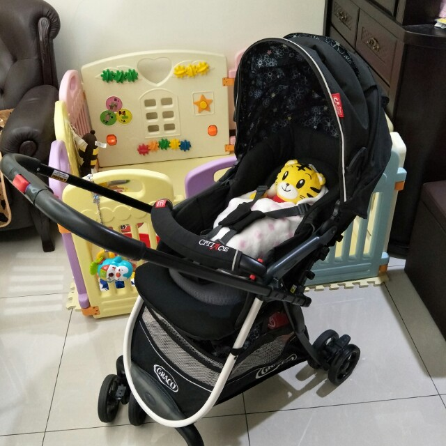 Graco citiace CTS嬰兒輕便推車