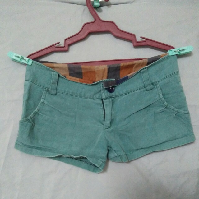 Green Short (3 for 100)