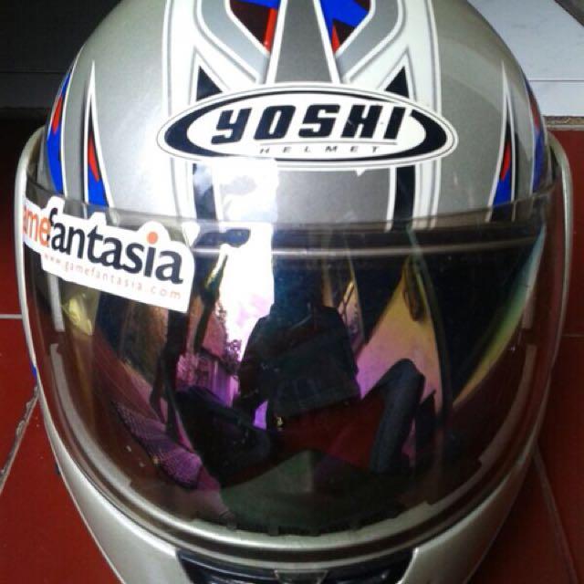 Helm jual cepat