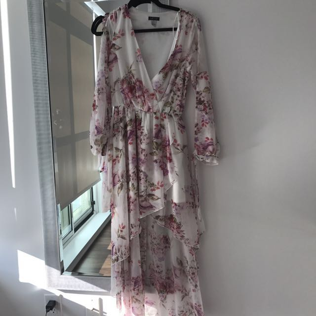 High-low dress (small)