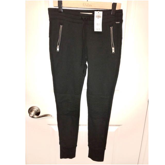 Hollister Fancy Black Sweatpants (but hella Comfy)
