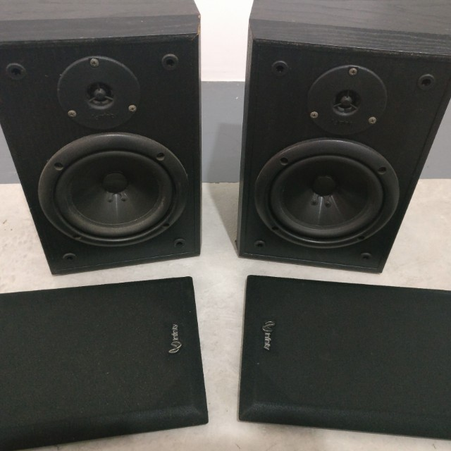 Infinity Reference EL Bookshelf Speaker Electronics Audio Di Carousell