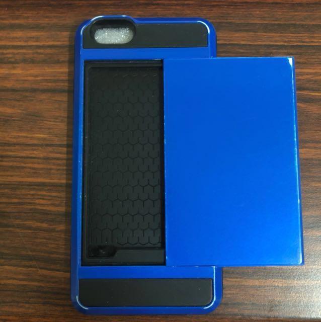 iPhone6 4.7 放卡手機殼 #好物免費送