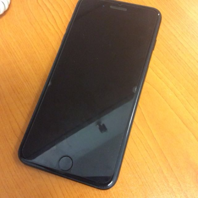 a218b704a42 Iphone 7s plus for sale! Jet black! 256GB!