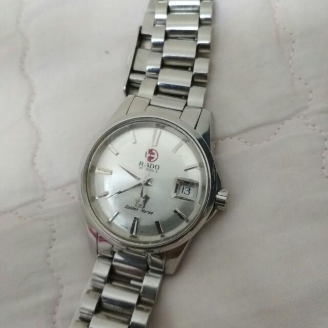 Jam tangan rado kuda laut 4159d9e6a4