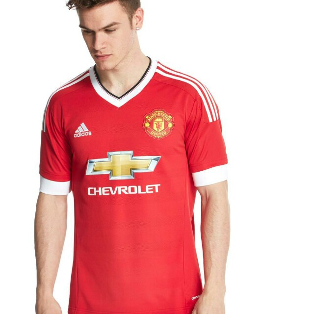 Jersey adidas manchester united