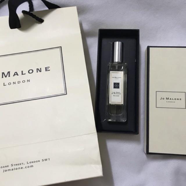 Jo Malone青檸羅勒葉與柑橘30ml全新桃機購入