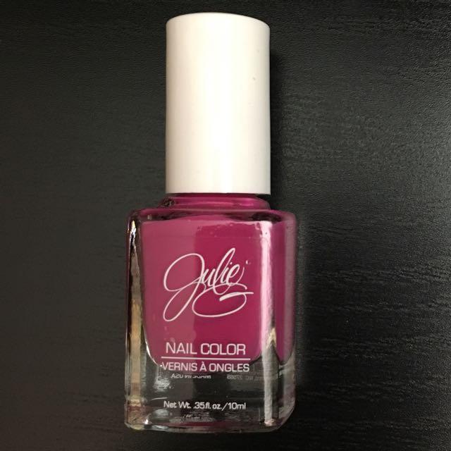 Julie nail colour