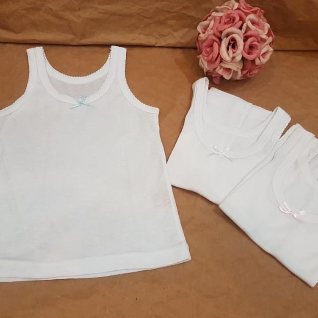 Kaos Dalam Anak Perempuan