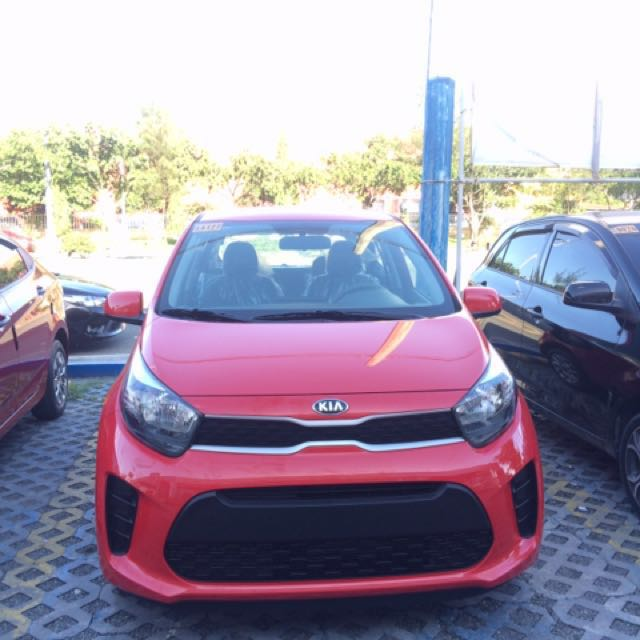 KIA Picanto 2018, 10K ALL IN DP! Sure and Fast Approval..