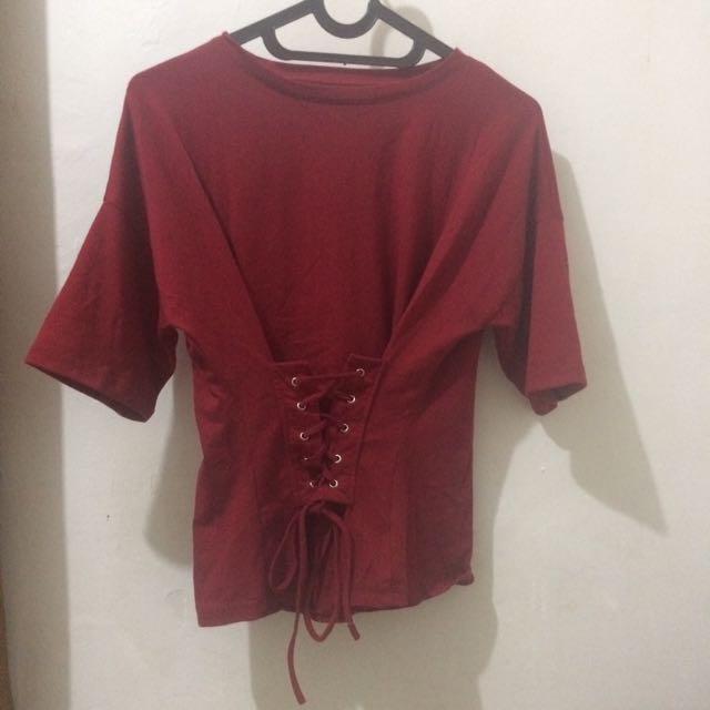 korset blouse