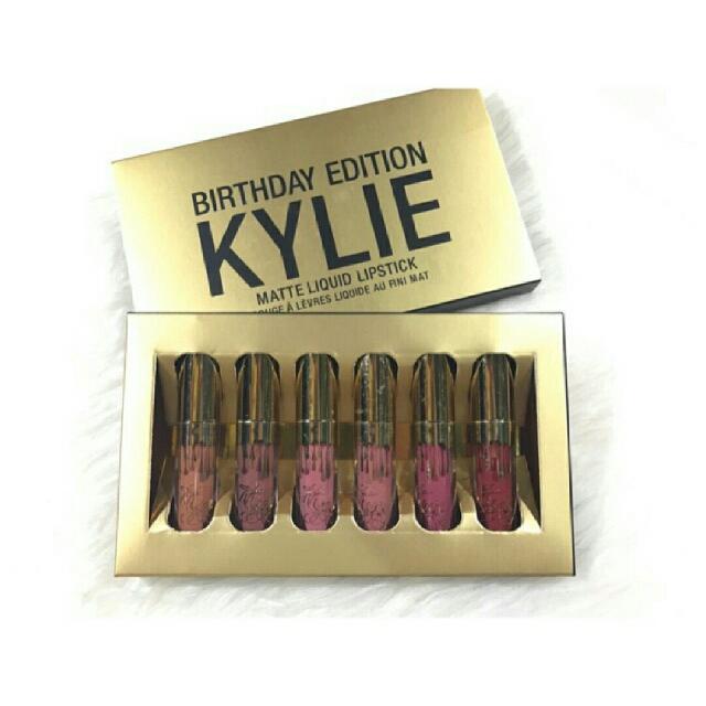 Kylie Birthday Edition Lipmatte (Kw)