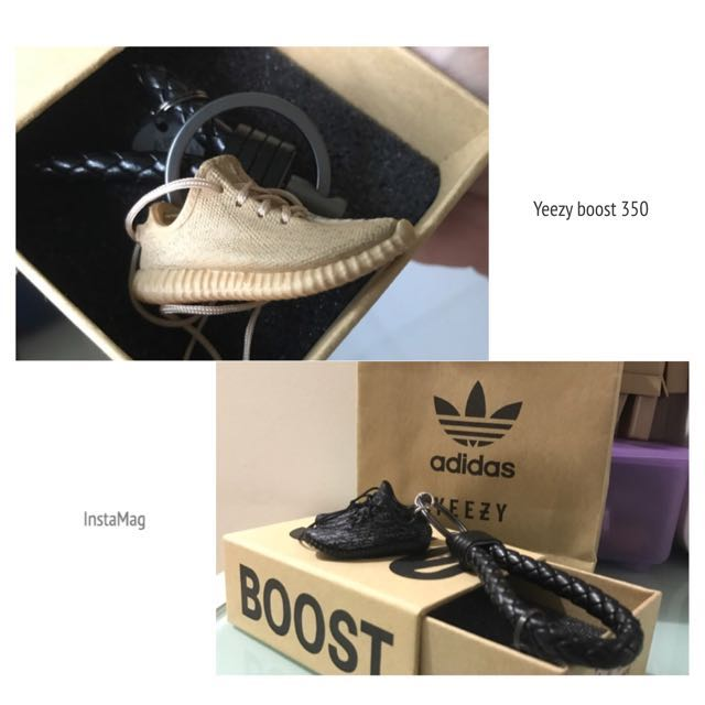 779bf9aab ... best latest brand new adidas yeezy boost 350 pirate black keychain 3d  5a3cc a8099