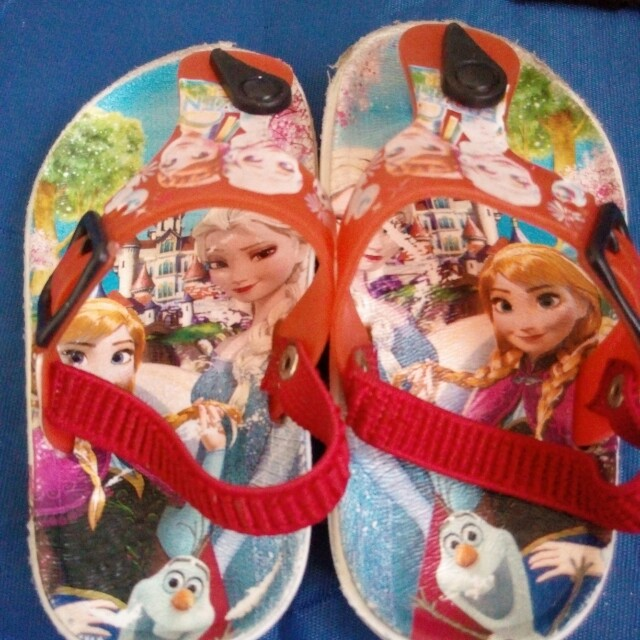 Local Baby Slippers