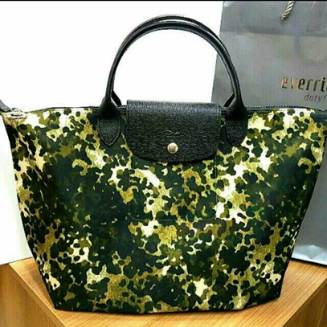Longchamp tote bag (limited edition)