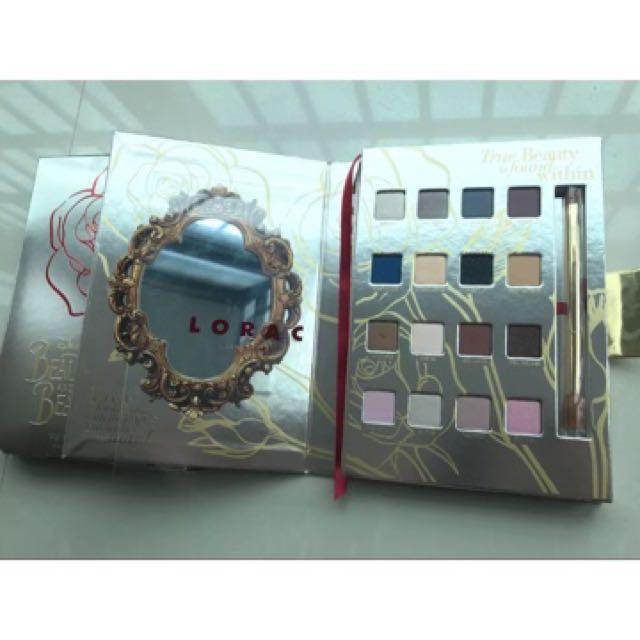 Lorac Beauty & The Beast Pro Palette