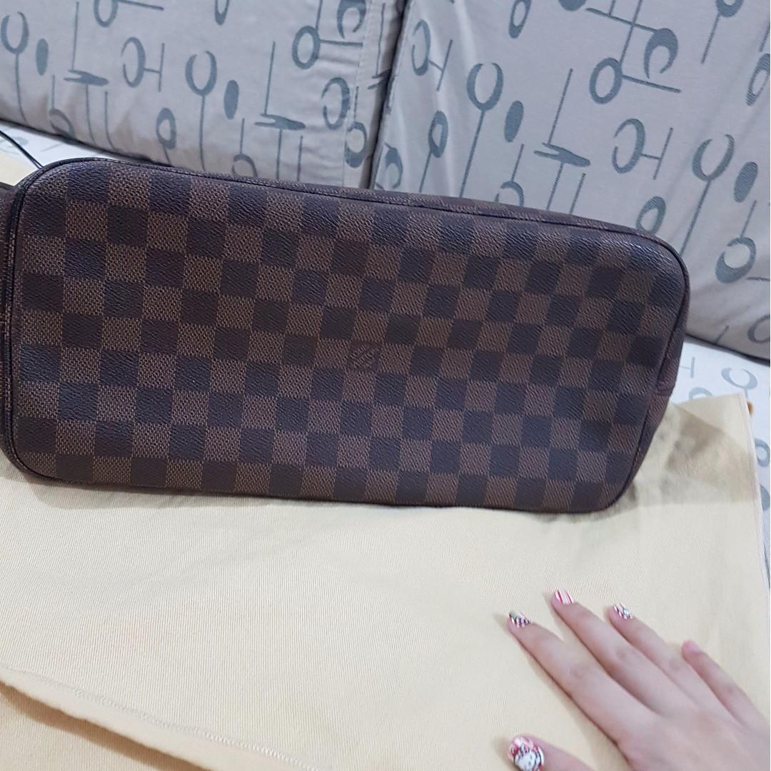 Louis Vuitton  neverfull ebene MM