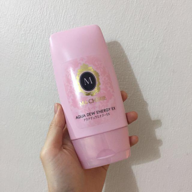 Ma Cherie aqua dew hair treatment gel