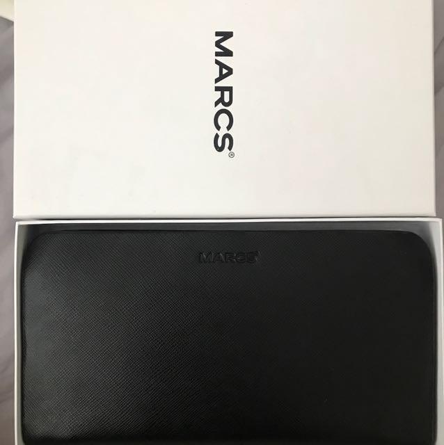 MARCS wallet - black