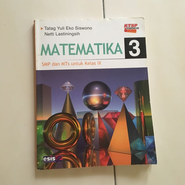 Matematika Esis IX