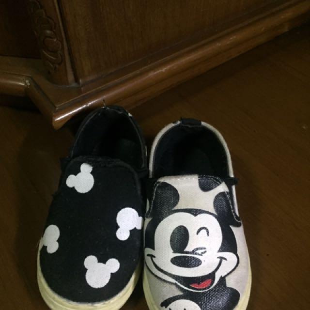 mickey shoe