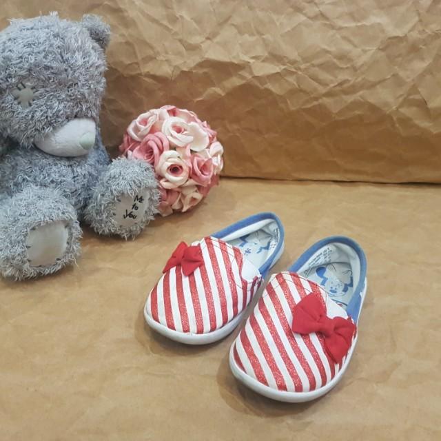 Minnie Mouse shoes sz 10