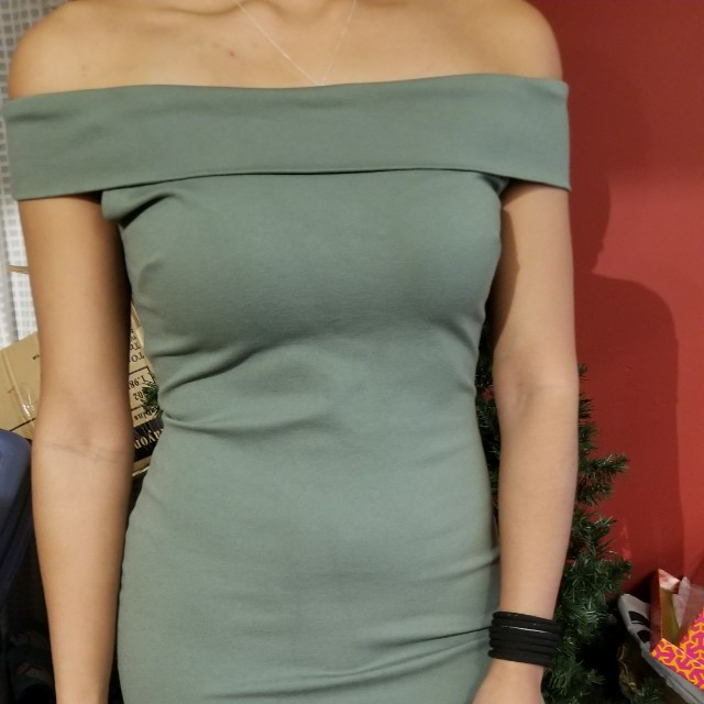 Mint Green Dress From M For Mendocino