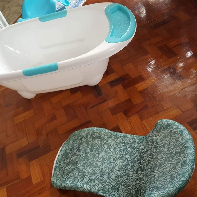 nanny baby bath tub, Babies & Kids, Others on Carousell