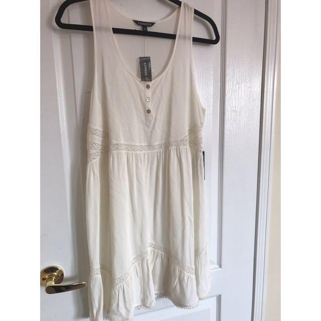 NEW Express dress