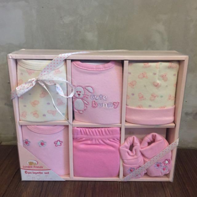 Newborn Clothes Gift Set