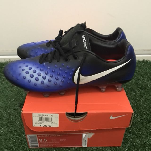 Nike Magista Opus Soccer Boots! 9.5us