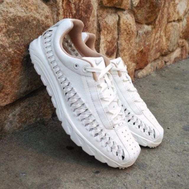 Nike mayfly  shoes 編織鞋 微增高