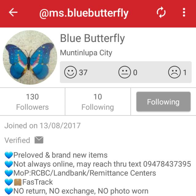 ⚠Notice To Public⚠This Account Is Temporarily Not Reachable!