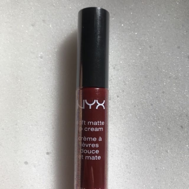 Nyx Soft Matte Madrid