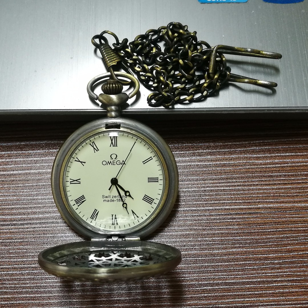 Omega Pocket Watch 5645789e81