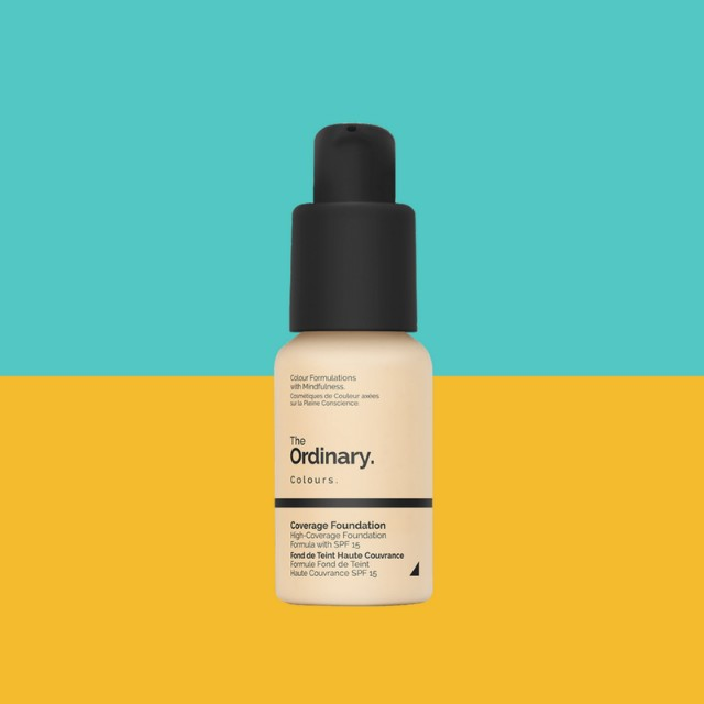 On-hand The Ordinary Coverage Foundation 1.2Y
