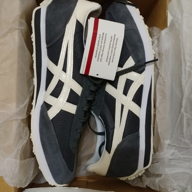 Onitsuka Tiger EDR 78 Dark Grey US 10.5