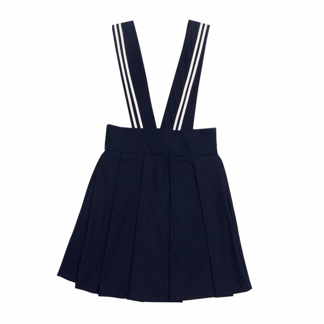 O!Oi SAILOR SUSPENDER ONE-PIECE