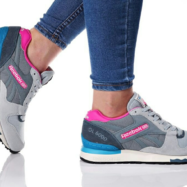 Original REEBOK GL6000 OUT COLOR Classic Sneakers