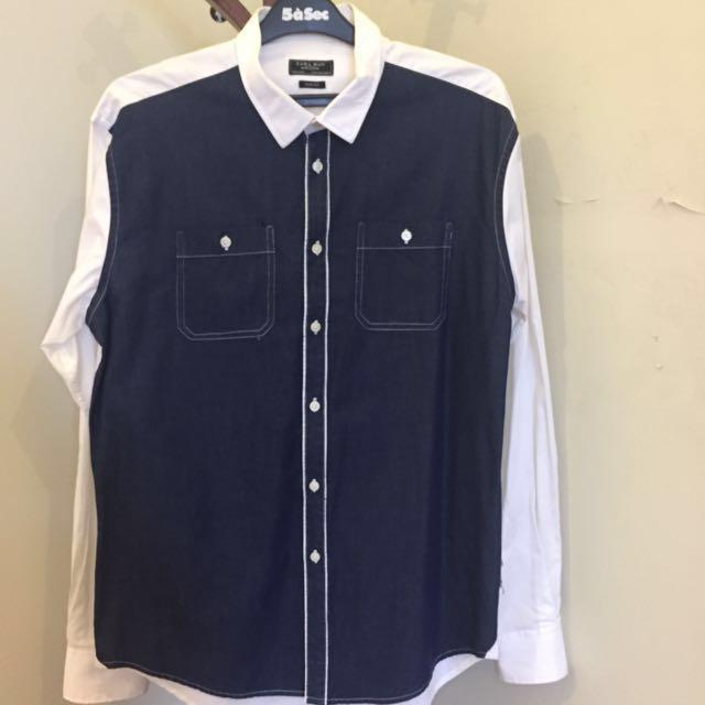 Original Zara Slim-Fit Shirt