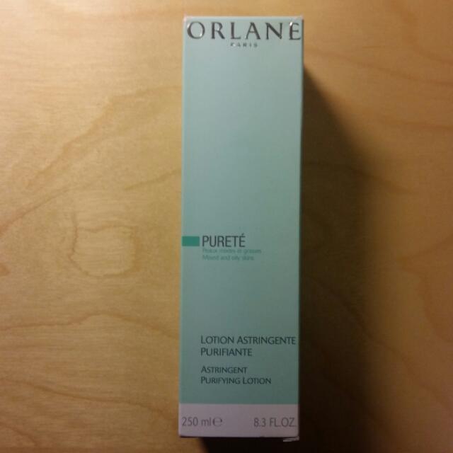 BNIB Orlane Paris - Purifying Lotion Toner (250 ML)