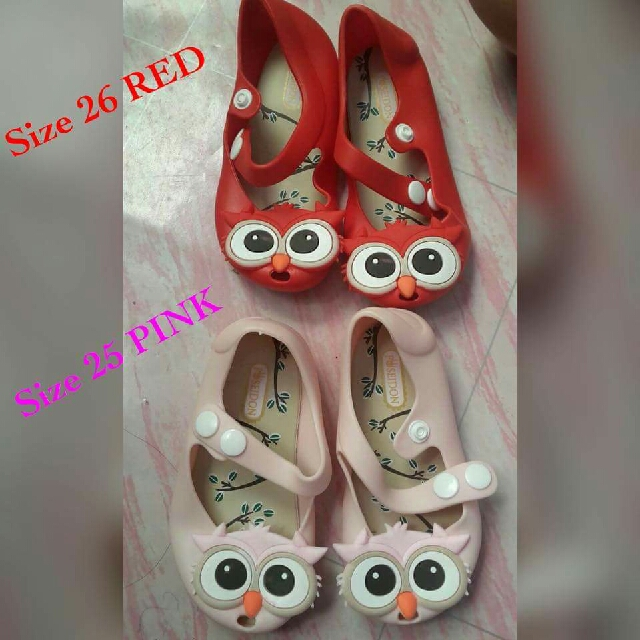 OWL DOLL SHOES