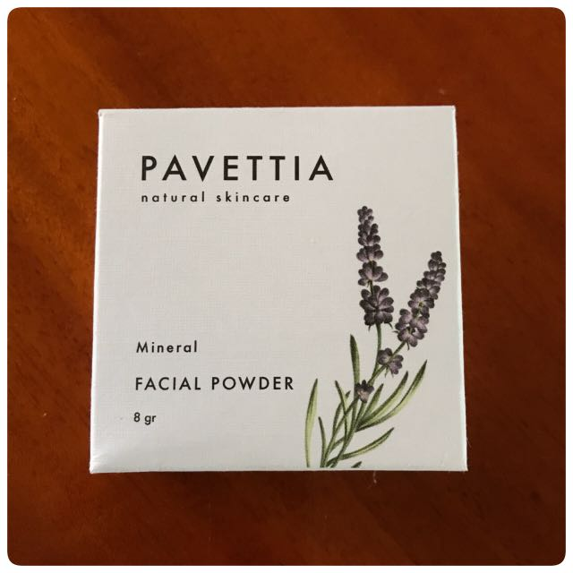 PAVETTIA Facial Powder (NEW)