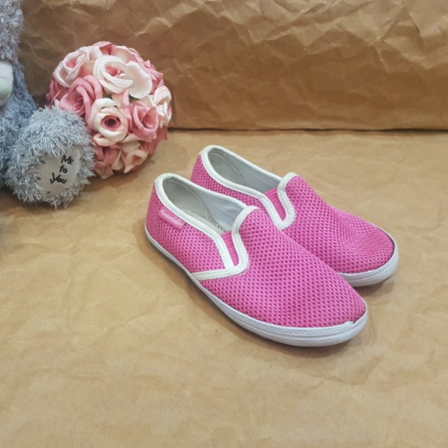 Pink American Eagle Shoes