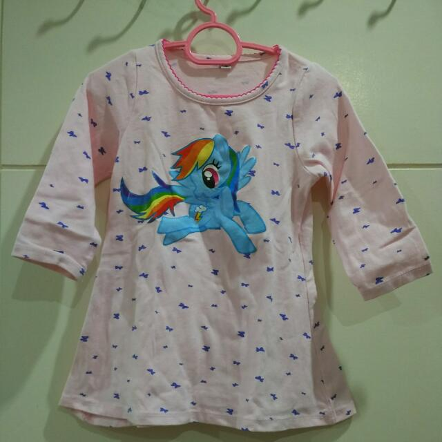 PL My Little Pony Dress/Top RM12