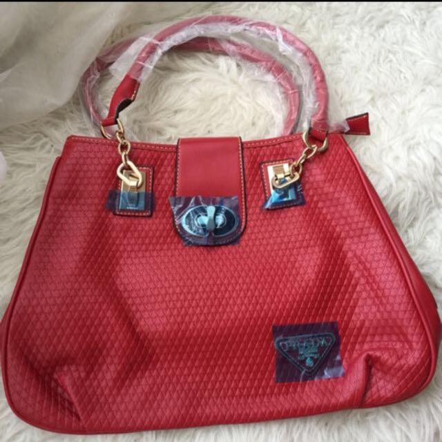 Prada milano handbag