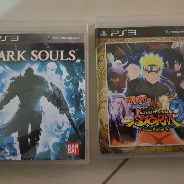 Ps3 dark souls
