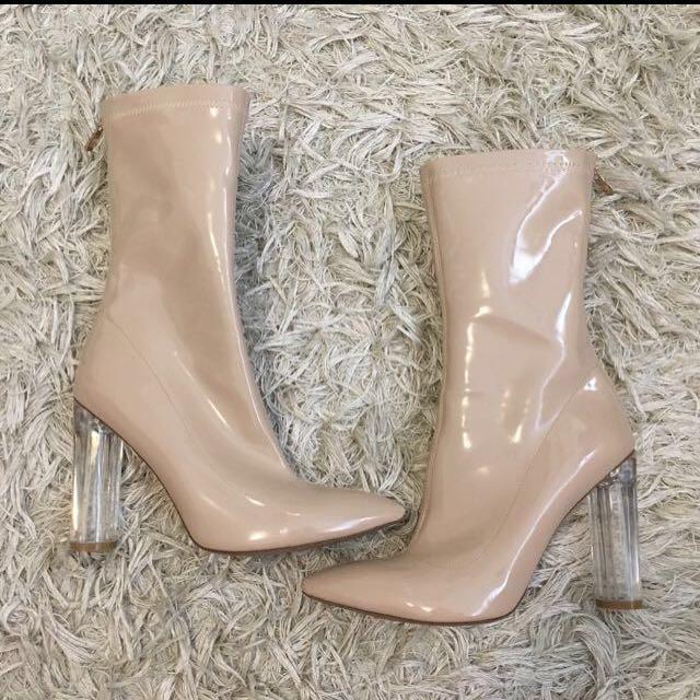 Public Desire Boots Size 9